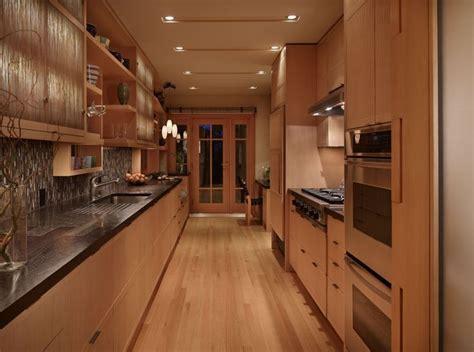 long narrow kitchen home remodel ideas pinterest