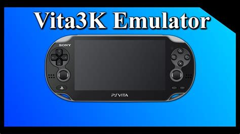 ps vita emulator boots   commercial game