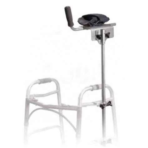drive bariatric universal platform walker attachment