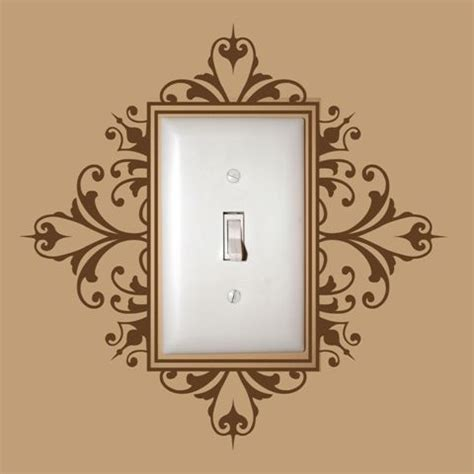 Vinyl Decals To Decorate Light Switches And Outlets Decor - Vinyl-decals-to-decorate-light-switches-and-outlets
