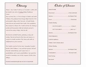 funeral obituary template pictures to pin on pinterest With obituary template for father