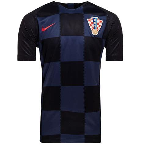 Croatia Away Shirt World Cup Unisportstore