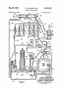 Patent Us3514153 - Dental Chair Control