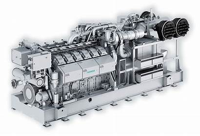 Gas Cogeneration Siemens Natural Engines Power Kraft