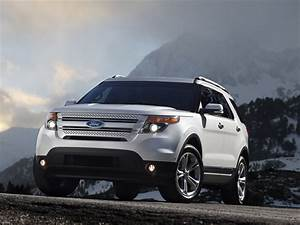 Car Pictures  Ford Explorer 2011