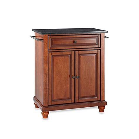 kitchen island manufacturers crosley cambridge black granite top portable kitchen