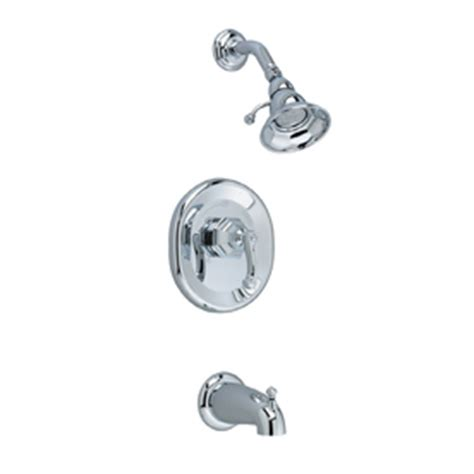 american standard faucet repair kit shop american standard chrome tub shower repair kit at 7439