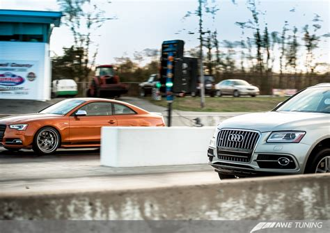 Awe Tuning Audi S5 Claims World Record Quarter Mile