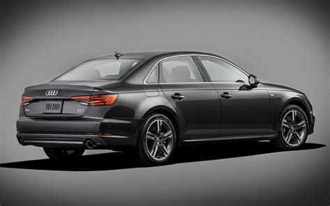 Wallpaper A4 by Audi A4 2017 Hd Wallpapers