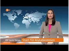 ZDF heute Xpress NEUE Moderatorin [2016] YouTube