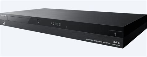 4k Blu-ray Player With Wifi & High-resolution Audio