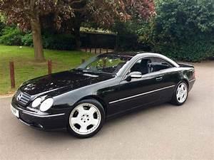 Mercedes Cl 500 : mercedes benz cl500 cl 500 55 badge big spec long mot ~ Nature-et-papiers.com Idées de Décoration