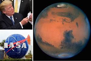 NASA announcement: Donald Trump launches mission to Moon ...