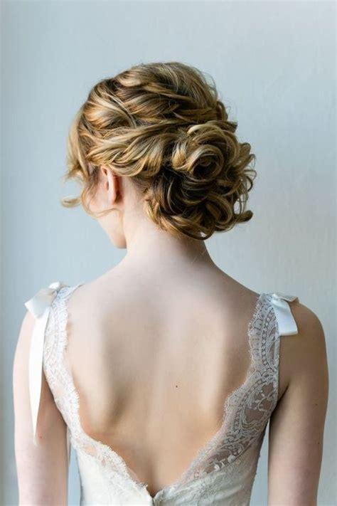 sweet  cute wedding hairstyles  medium hair
