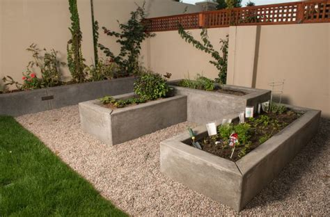 cement planters for how to craft stylish concrete planters of all shapes and sizes