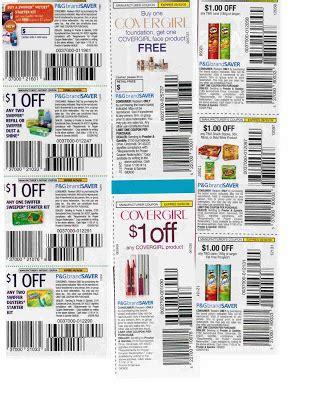 coupons  pg brandsaver coupons september