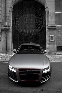 Front Bumper Lights Project Kahn Audi A5 Coupe Matte Pearl Grey Unleashed