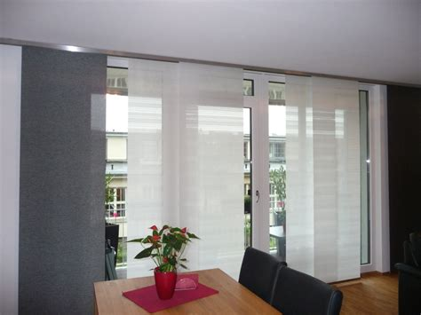 Große Fenster Gestalten by Gardinen Ideen Gro 223 E Fenster