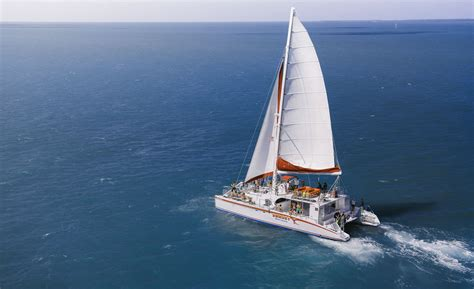 Catamaran Sailing Key West by Sunset Watersports In Key West Florida Watersports