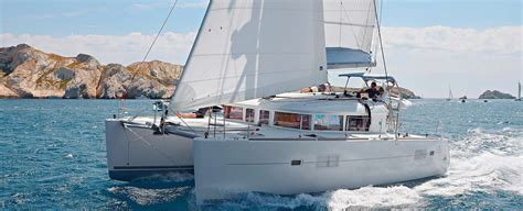 Catamaran Yacht Rental by Yacht Charters In Greece Rent A Sailing Boat Or A