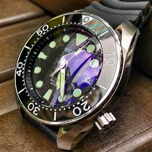 Double Dome Sapphire Crystal for Seiko Sumo, Luxury
