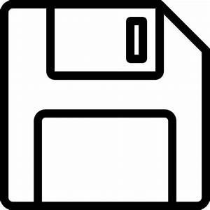 Icono Guardar como Gratis de iOS7 Minimal Icons