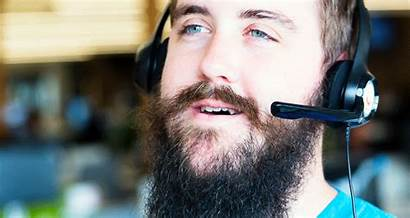Fail Support Phone Beard Close Too Comfort