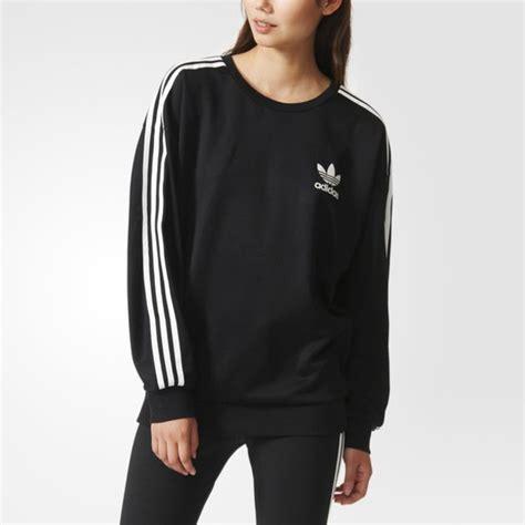 adidas sweater black and white sweater adidas sweatshirt black white black and white