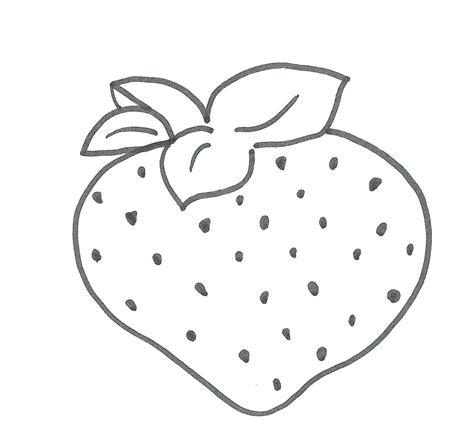 Disegni di frutta per i lavoretti con i bambini: stampa e