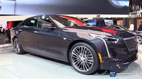 2019 cadillac ct6 2019 cadillac ct6 v sport exterior and interior
