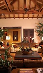 7 Interior Design Of A Tropical Home That Is Very Charming ...