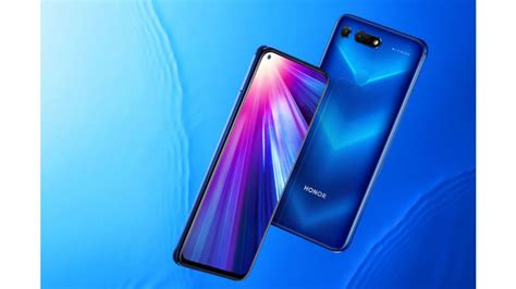 honor  launched mp camera punch hole display pk