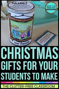 CHRISTMAS GIFT FOR STUDENTS TO MAKE THEIR PARENTS