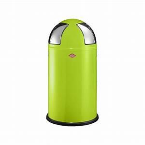 Wesco Abfallsammler Push Two : wesco abfalleimer push two 2x25 liter limegreen m lleimer ~ Bigdaddyawards.com Haus und Dekorationen