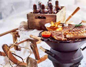 grillen im winter die besten wintergrillen rezepte f 252 r das grillen im winter ichkoche at