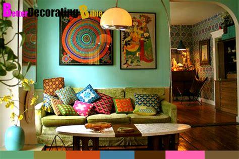 Bohemian Decorating Ideas