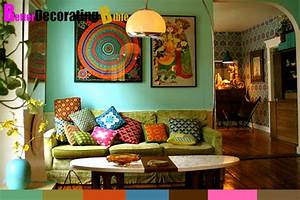 Interiors Furniture & Design: Bohemian Decorating Ideas