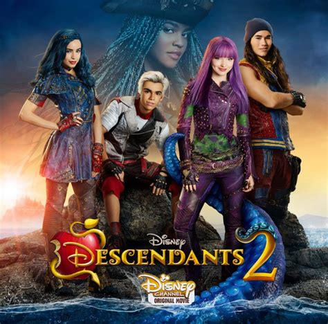 Watch The Brand New Descendants 2 Trailer & Music Video