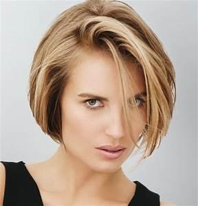 Coupe Femme Carré : modele coiffure femme carre court ~ Melissatoandfro.com Idées de Décoration