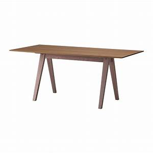 Stockholm table ikea for Ikea stockholm dining table