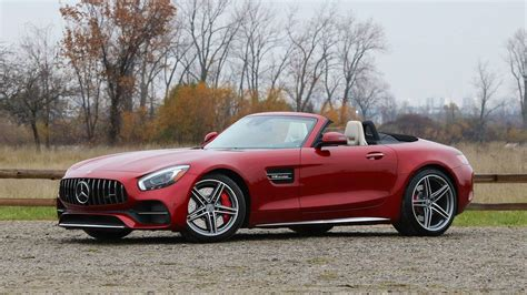 Review Mercedes Amg Gt by 2018 Mercedes Amg Gt C Roadster Review Yet Another