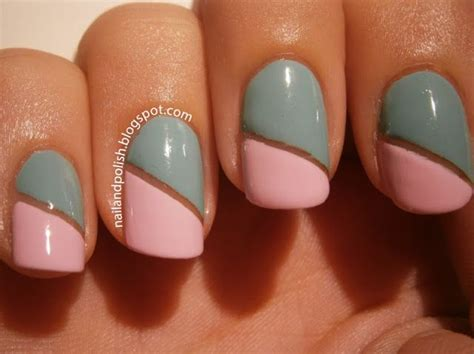 tone nails ideas  pinterest metallic nail