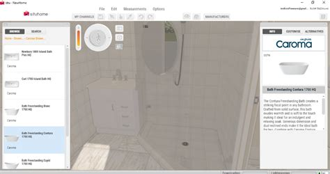 Bathroom Software Design Free by 6 Best Free Bathroom Design Software For Windows