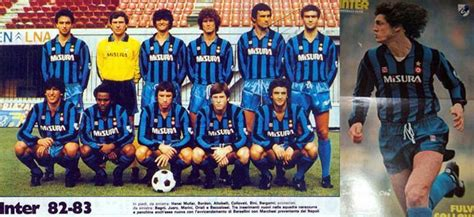 Football teams shirt and kits fan: Retro Inter Milan 1982 ...