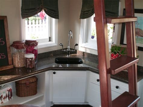 playhouse with kitchen homeaid project playhouse eclectic kitchen los