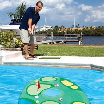 SwimWays Pro-Chip Spring Golf - Pool Supplies Canada