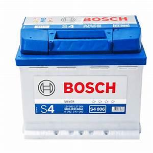 Bosch S4 12v 60ah : bilbatteri 12v 60ah bosch s4006 din 560127054 lxbxh ~ Jslefanu.com Haus und Dekorationen