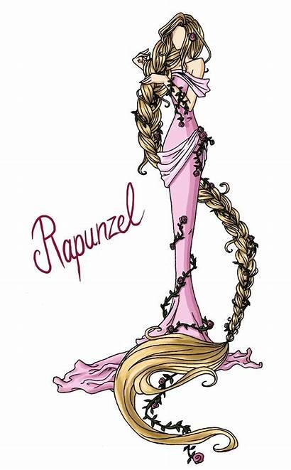Fairy Tale Disney Rapunzel Princess Deviantart Tangled