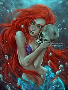 Ariel And Her Prince by NanFe.deviantart.com on ...