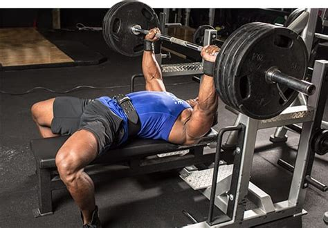 How To Instantly Add Pounds To Your Bench Press With This